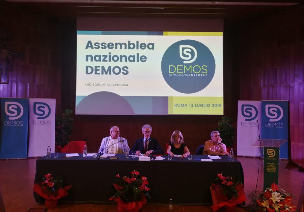 demos democrazia solidale piemonte assemblea nazionale elena apollonio