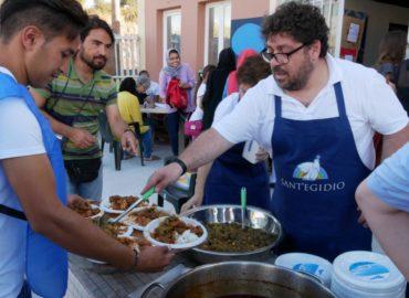 sant'egidio lesbo migranti demos democrazia solidale piemonte