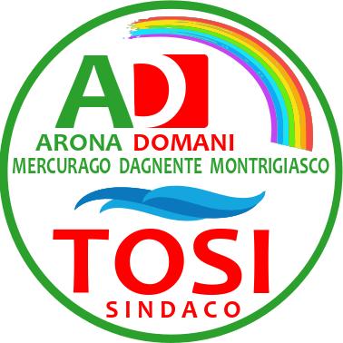 DemoS Democrazia Solidale per Massimo Tosi sindaco di Arona