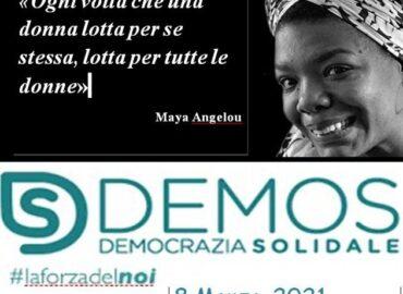 8 marzo DemoS