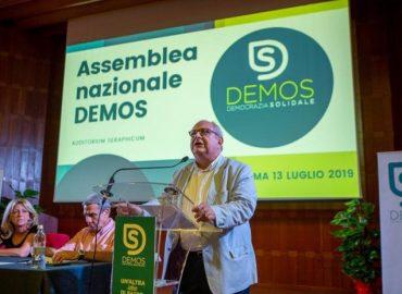 Mario Giro presenta DemoS