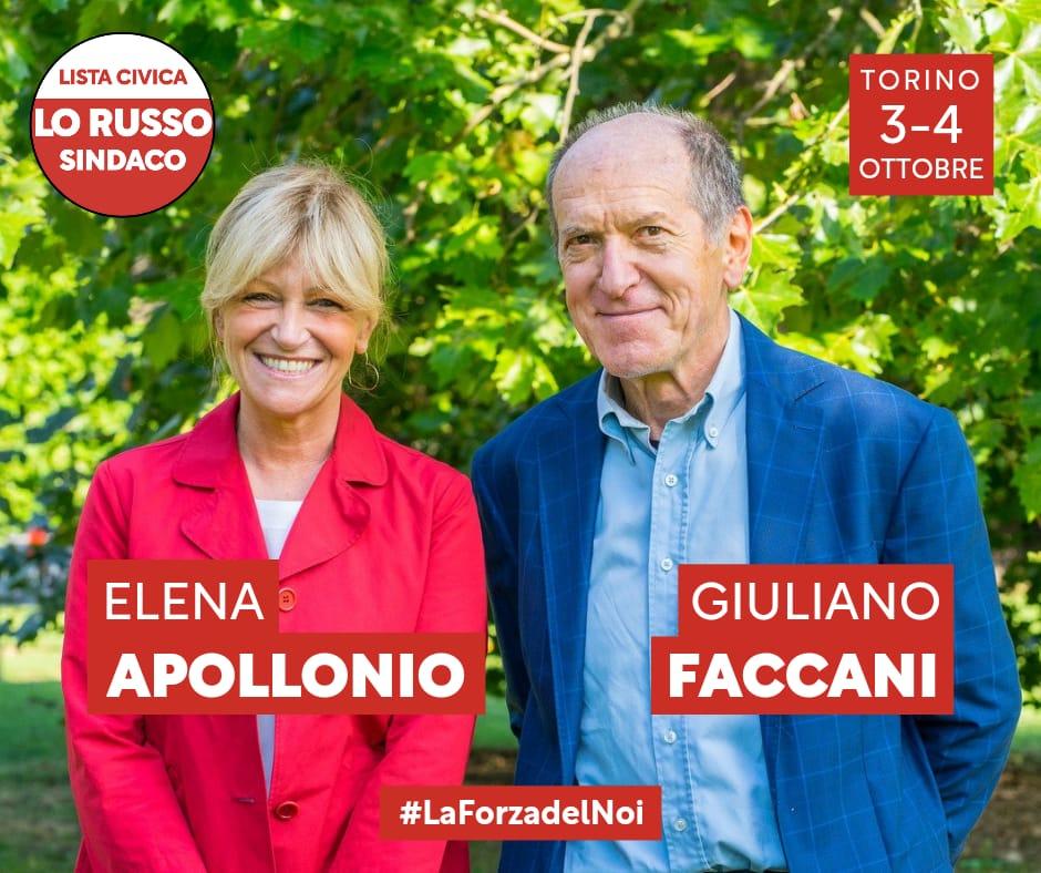 Elena Apollonio Giuliano Faccani