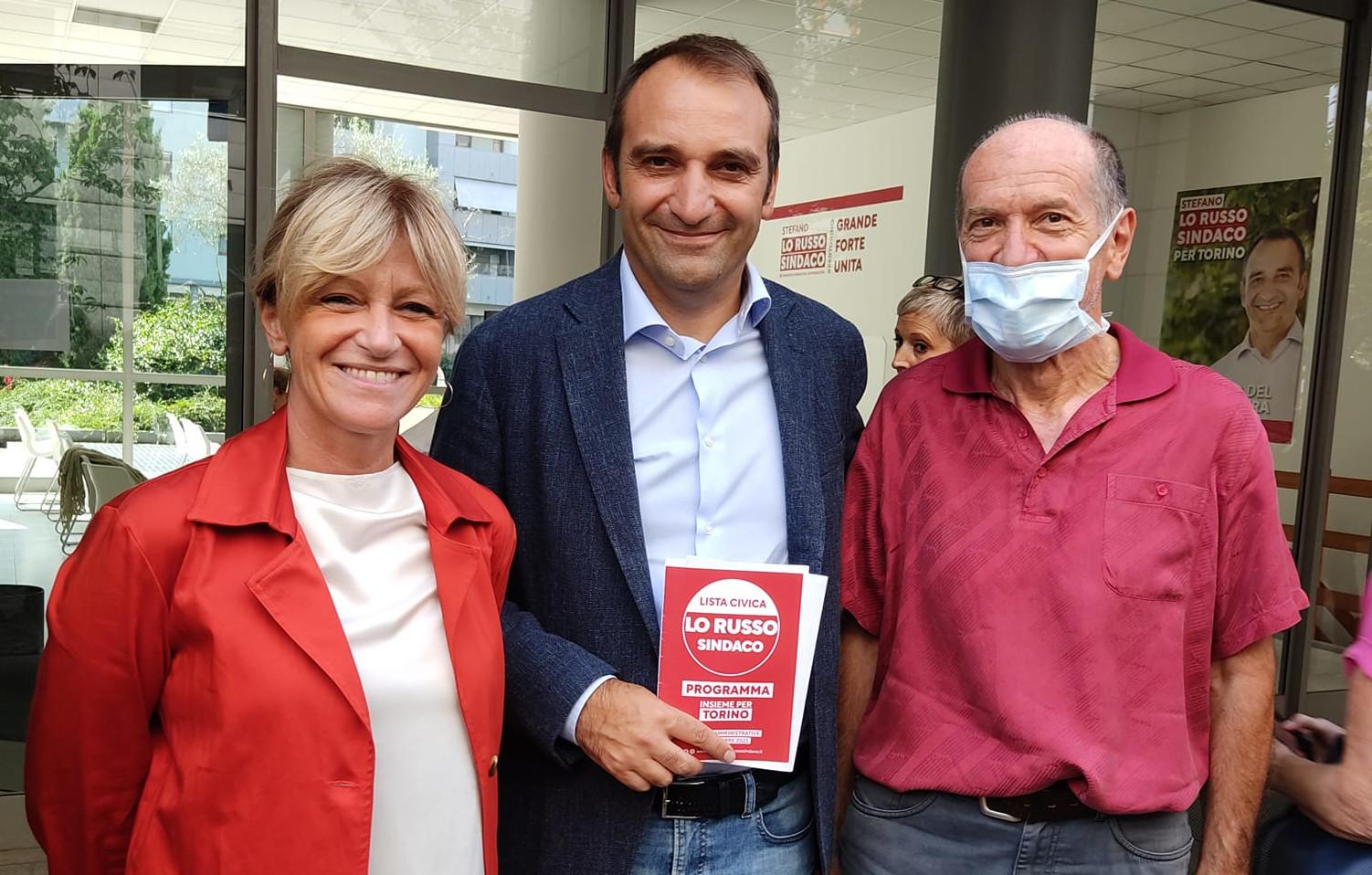 Elena Apollonio Giuliano Faccani Stefano Lo Russo
